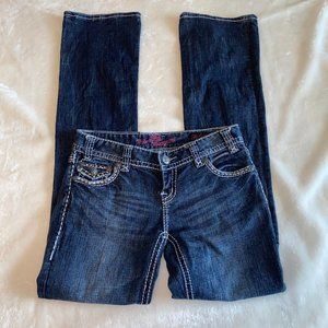 Rock and Roll Cowgirl jeans 27  5/6